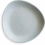 Assiette Plate No. 33 Ash Grey Set de 2 - RO Collection