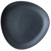 Assiette Plate No. 35 Lava Stone Set de 2 - RO Collection