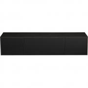 Lemus Home & Lifestyle - Home Classic 1200 Audiomöbel, Esche schwarz