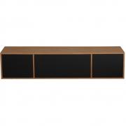 Lemus Home & Lifestyle - Home Classic 1200 Audiomöbel, Walnuss