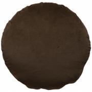 Christina Lundsteen - Basic Rund Kissen Ø 45 cm, Chocolate