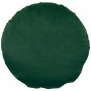 Christina Lundsteen - Basic Rund Kissen Ø 45 cm, Emerald