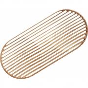 Cappellini - Wooden Tray Double Tablett