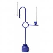 Cappellini - Blue Candleholders Kerzenhalter
