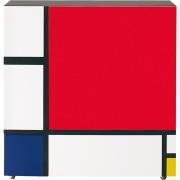 Cappellini - Homage to Mondrian Cabinet 1