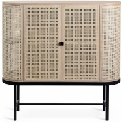 Buffet Be My Guest French Cane - Warm Nordic
