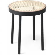 Warm Nordic - Be My Guest Hocker French Cane