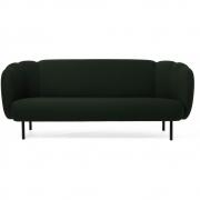 Warm Nordic - Cape 3 Sitzer Sofa mit Abnähern