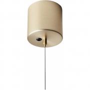 Couvercle de câble laiton avec câble - Nuura