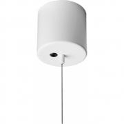 Couvercle de câble blanc avec câble - Nuura