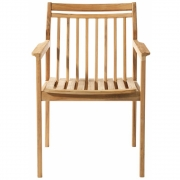 Chaise de jardin M1 Sammen - FDB Møbler