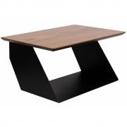 Maze - Edgy Wood Wandregal/ Nachttisch