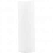 House Doctor - Kerze, LED, Weiß, H 15 cm