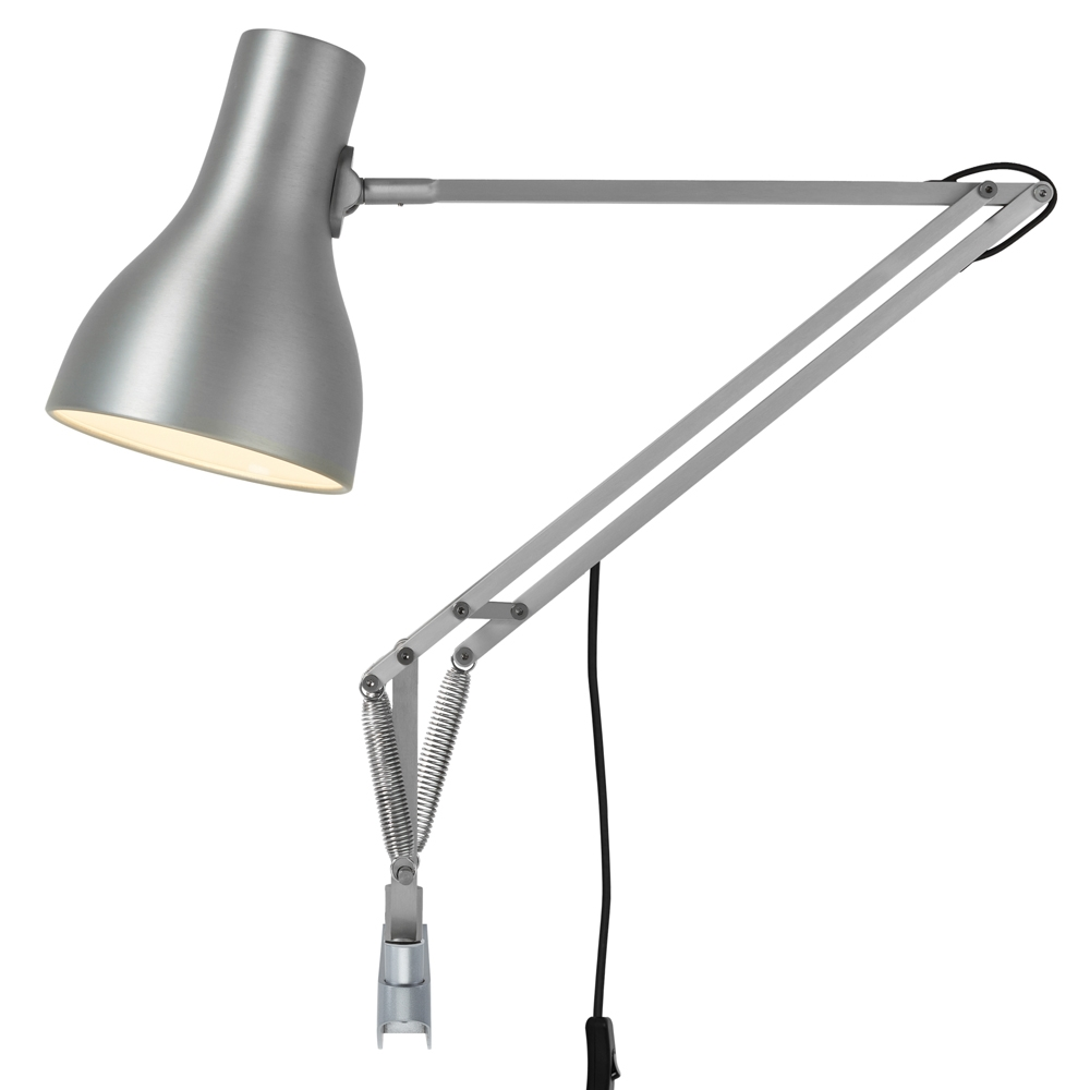 Desk Light Wall Mounted: Anglepoise - Type 75 Wall Mounted Desk Lamp