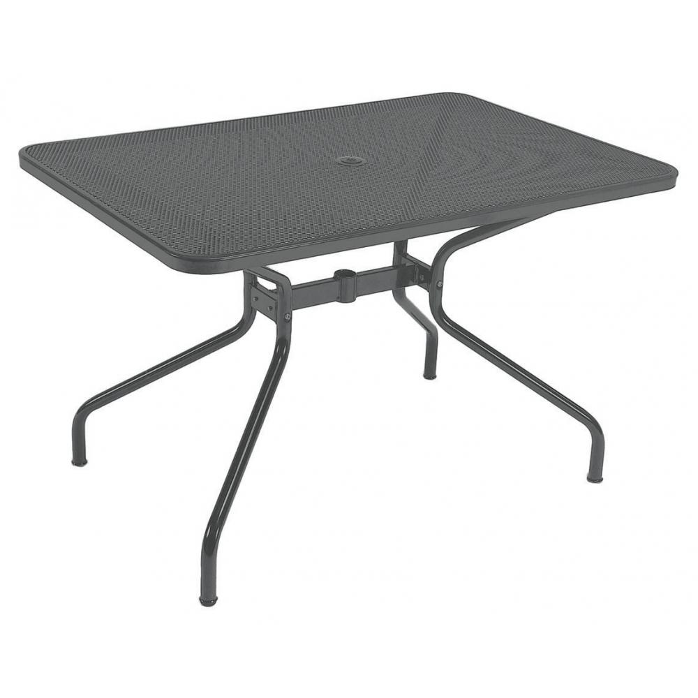 emu cambi tisch rechteckig 120 x 80 cm antikeisen nunido. Black Bedroom Furniture Sets. Home Design Ideas