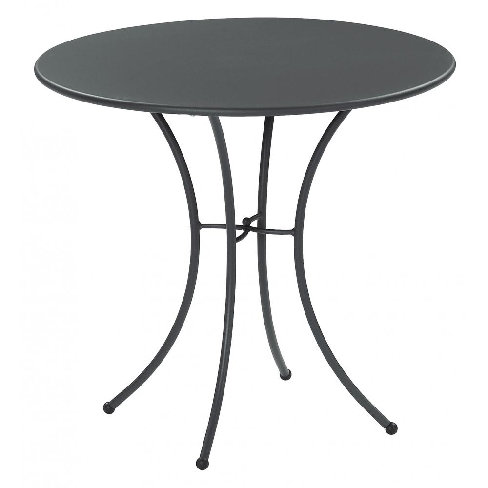 emu pigalle tisch rund 80 cm antikeisen nunido. Black Bedroom Furniture Sets. Home Design Ideas