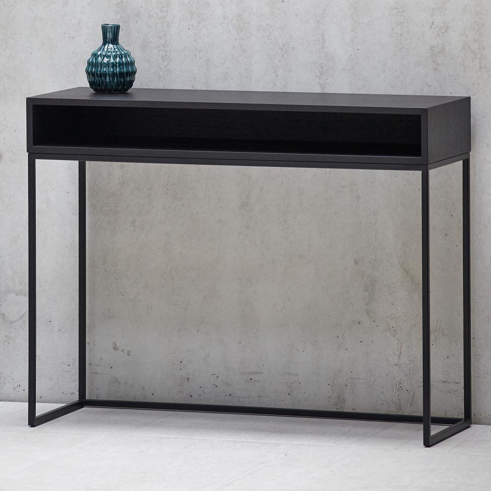 jan kurtz m bel dina konsolentisch nunido. Black Bedroom Furniture Sets. Home Design Ideas