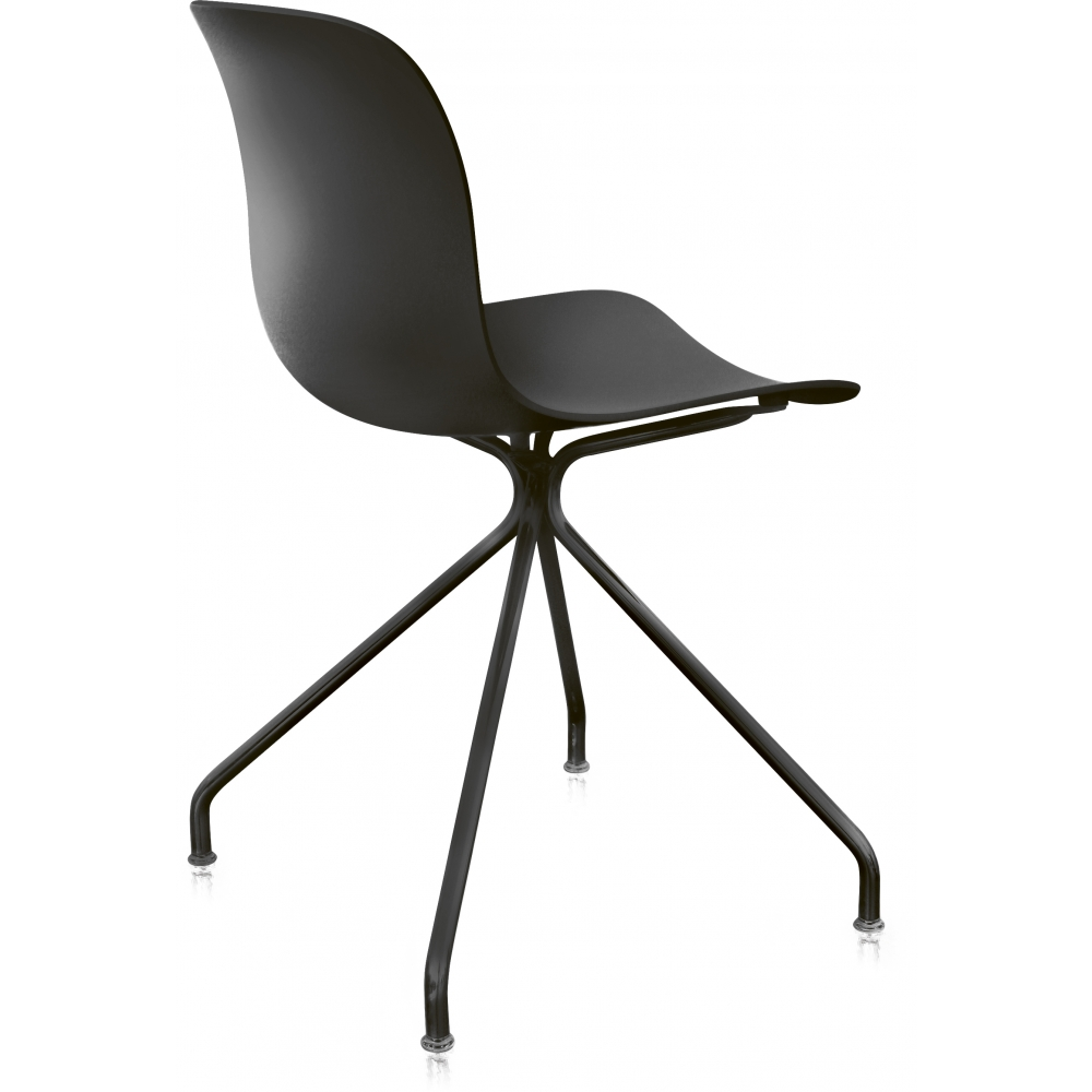 Magis troy chair 4 star base outdoor nunido for Magis outdoor