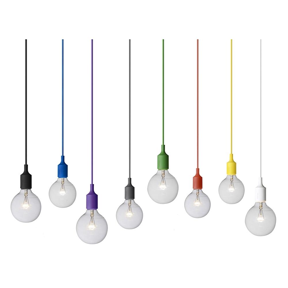 Muuto - E27 Pendant Lamp | nunido.