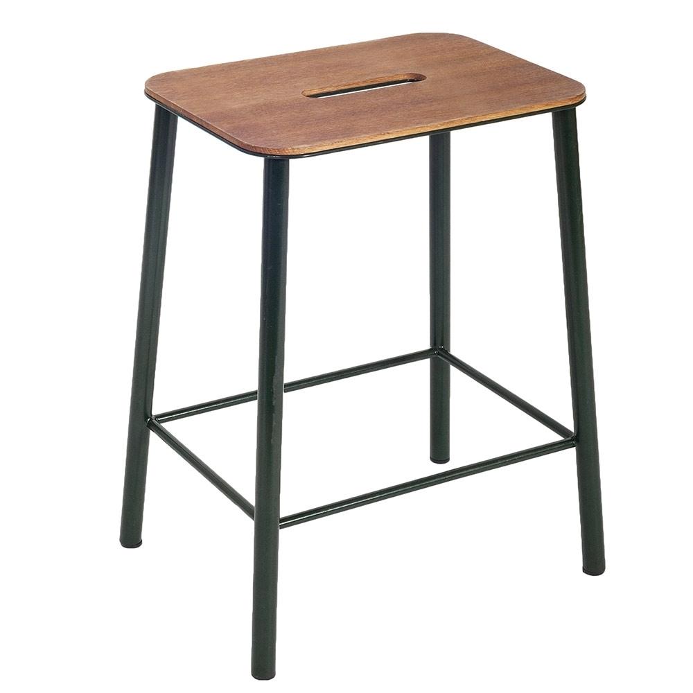 frama adam hocker nunido. Black Bedroom Furniture Sets. Home Design Ideas
