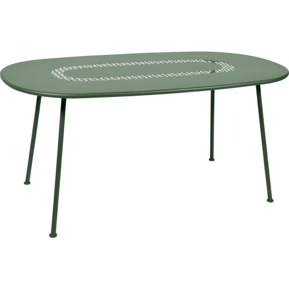 Fermob - Lorette Table oval  nunido.