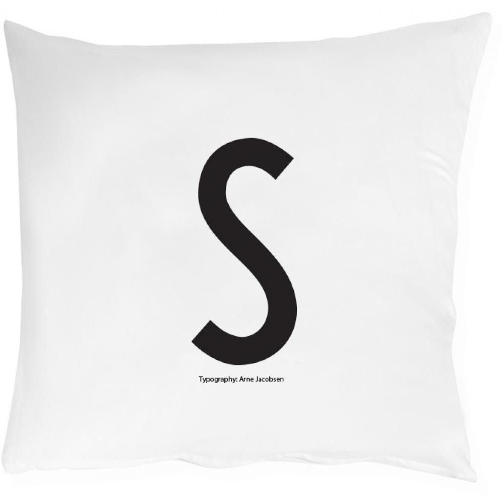 Design Letters - Pillowcase A - Z   nunido