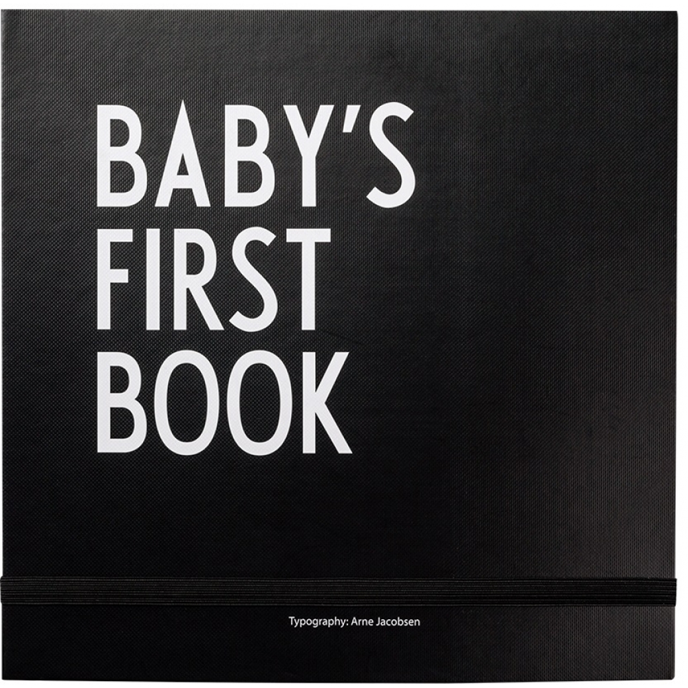 Design letters baby39s first book nunido for Design letters baby s first book