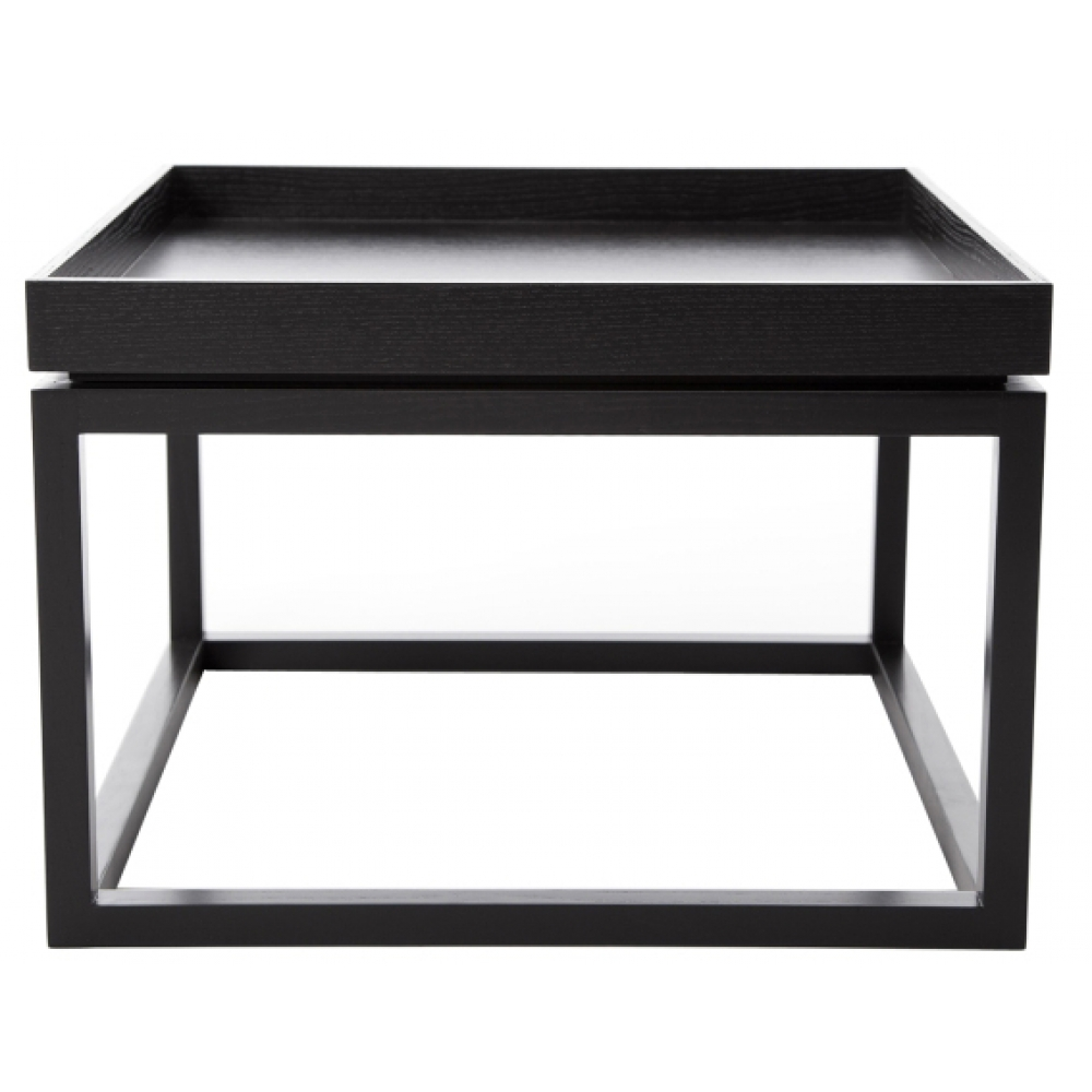 Norr11 Coffee Table Tray: Norr11 - Coffee Table Time, Black