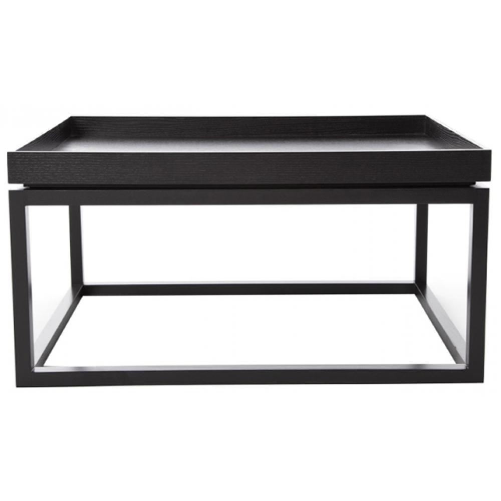 Norr11 Coffee Table Tip Black Nunido