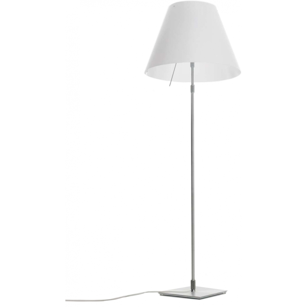 luceplan costanza hue floor lamp led nunido. Black Bedroom Furniture Sets. Home Design Ideas