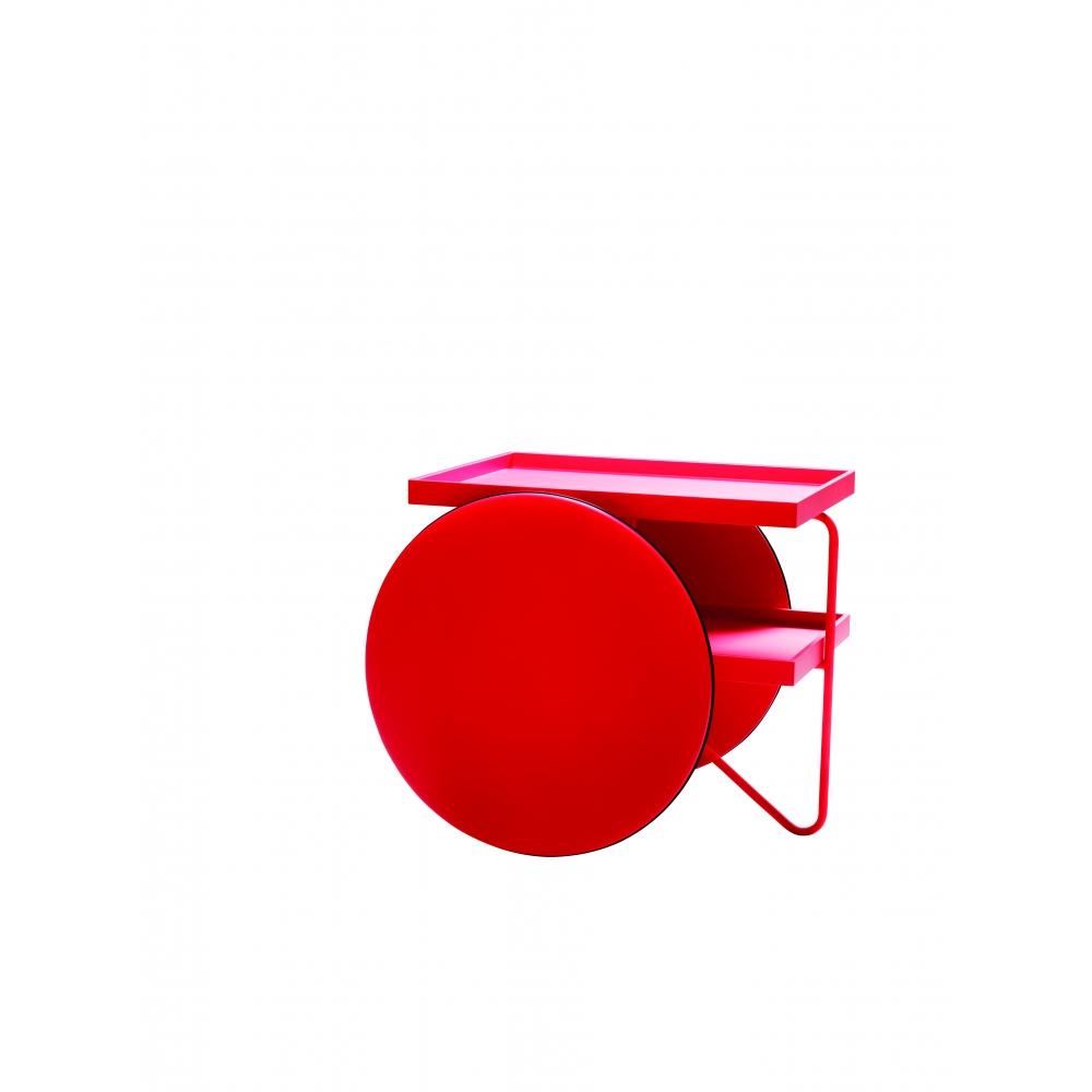 casamania chariot beistellwagen nunido. Black Bedroom Furniture Sets. Home Design Ideas