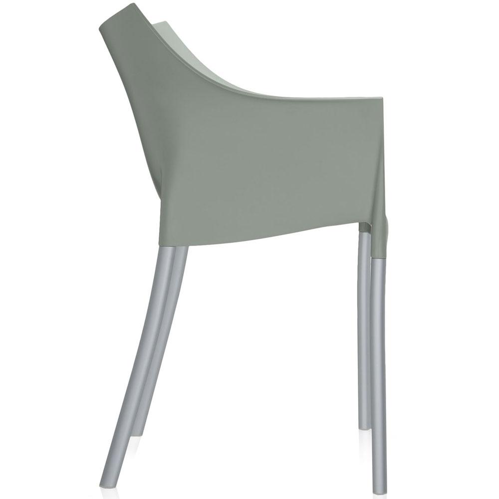 kartell dr no stuhl fenchelgr n nunido. Black Bedroom Furniture Sets. Home Design Ideas