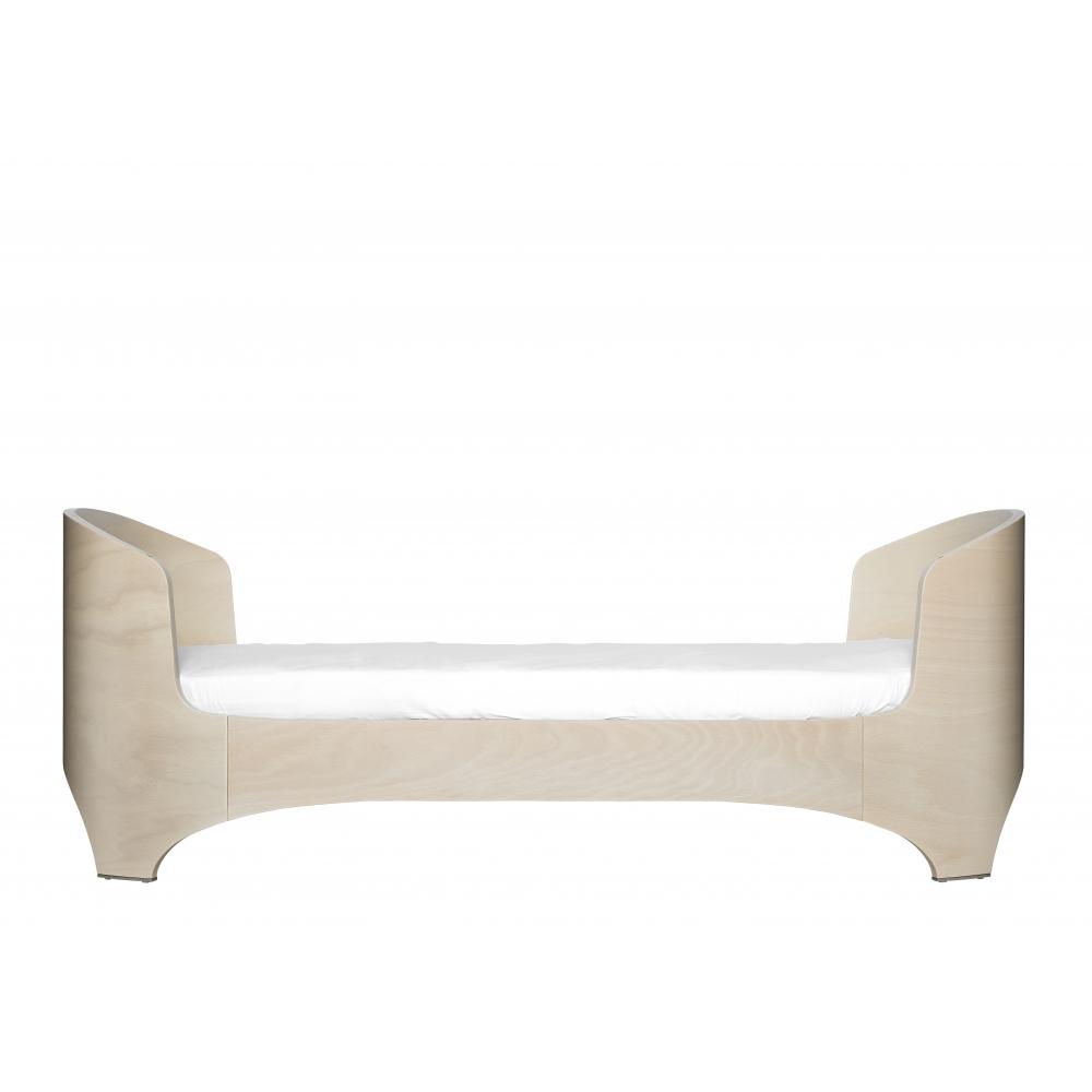 leander babybett inkl juniorkit nunido. Black Bedroom Furniture Sets. Home Design Ideas