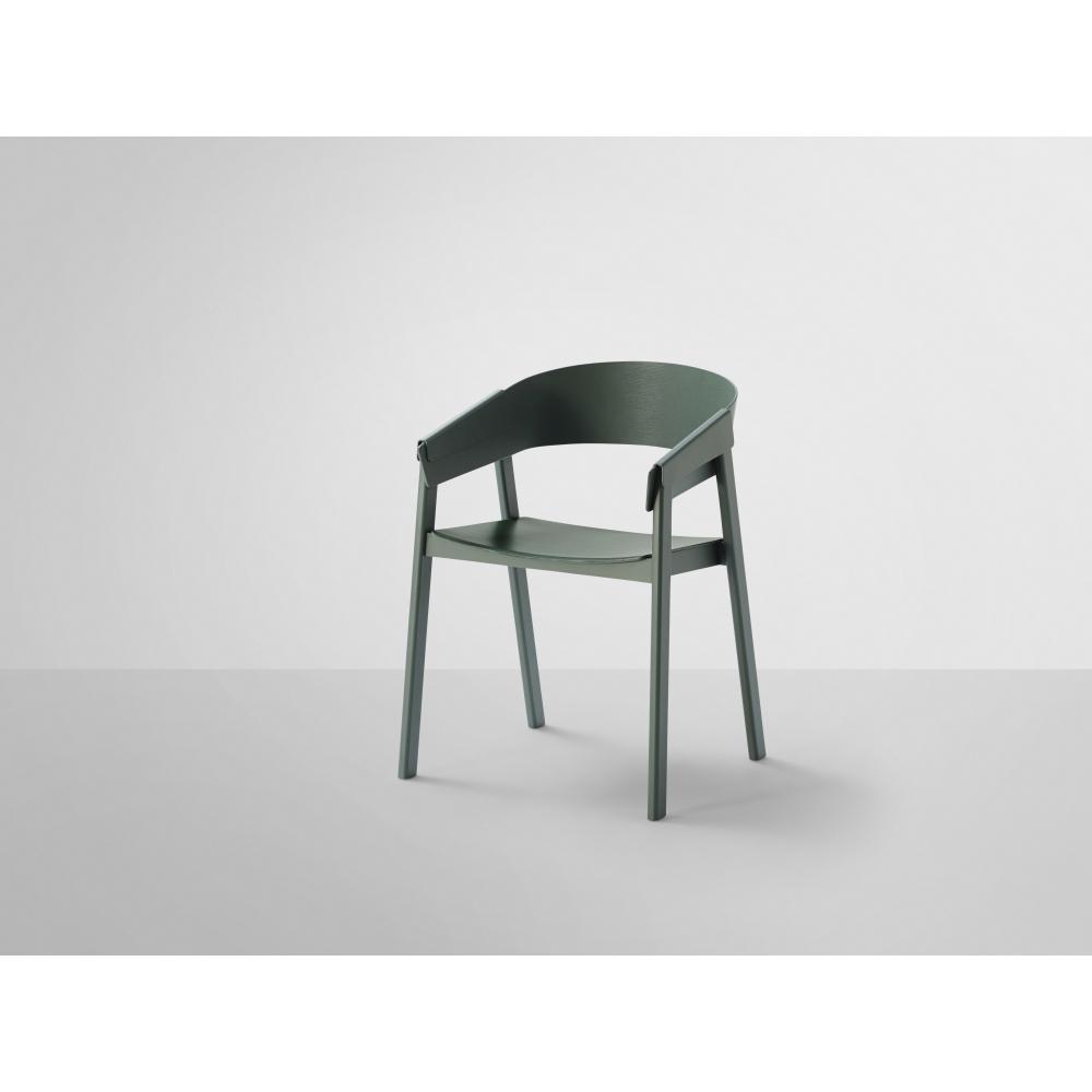 muuto cover stuhl gr n nunido. Black Bedroom Furniture Sets. Home Design Ideas