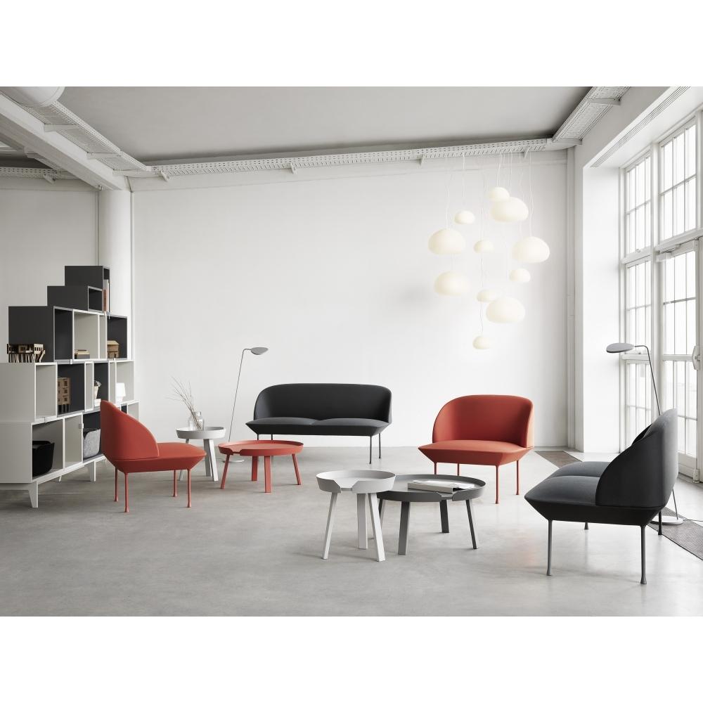 muuto oslo lounge chair nunido. Black Bedroom Furniture Sets. Home Design Ideas