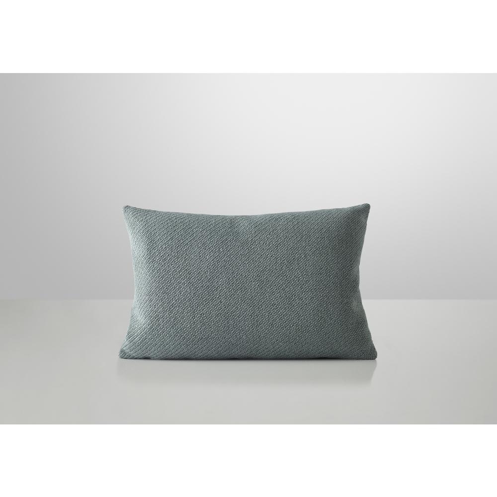 muuto mingle kissen 40 x 60 cm petroleum nunido. Black Bedroom Furniture Sets. Home Design Ideas