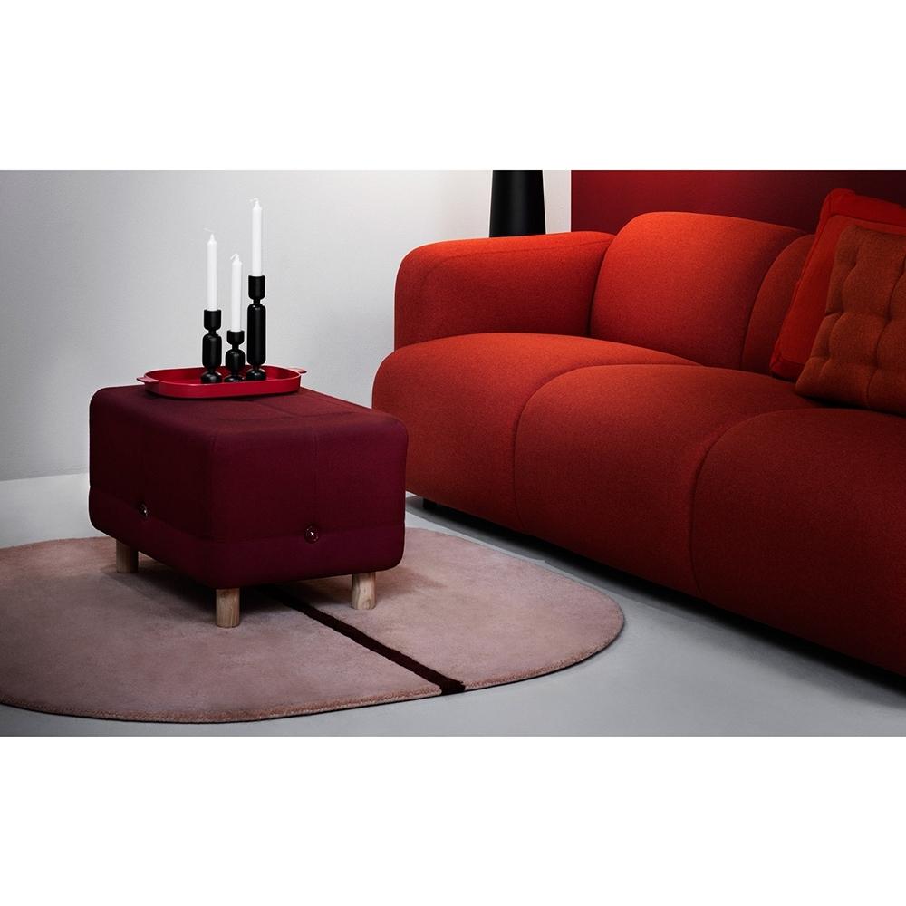 normann copenhagen oona teppich nunido. Black Bedroom Furniture Sets. Home Design Ideas