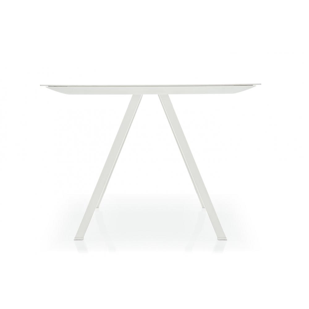 pedrali arki esstisch 200x100 cm wei nunido. Black Bedroom Furniture Sets. Home Design Ideas