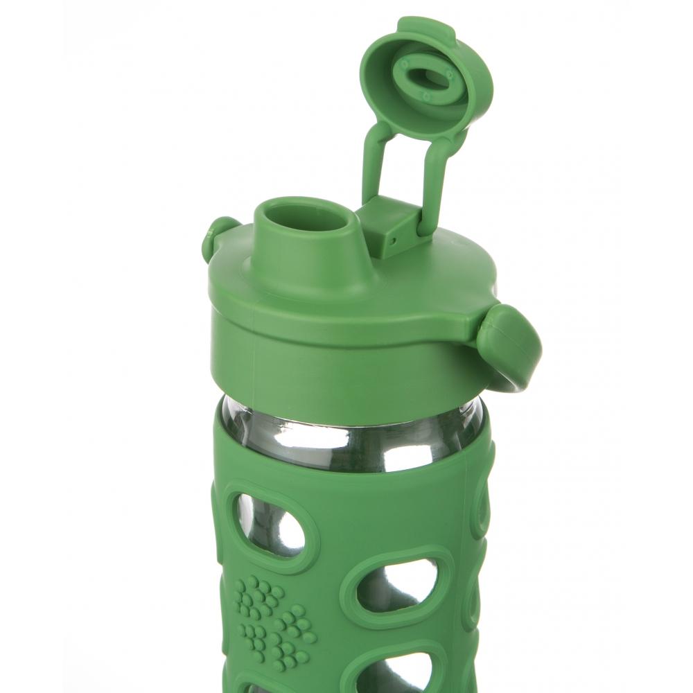 Lifefactory Glass Bottle With Flip Cap Nunido