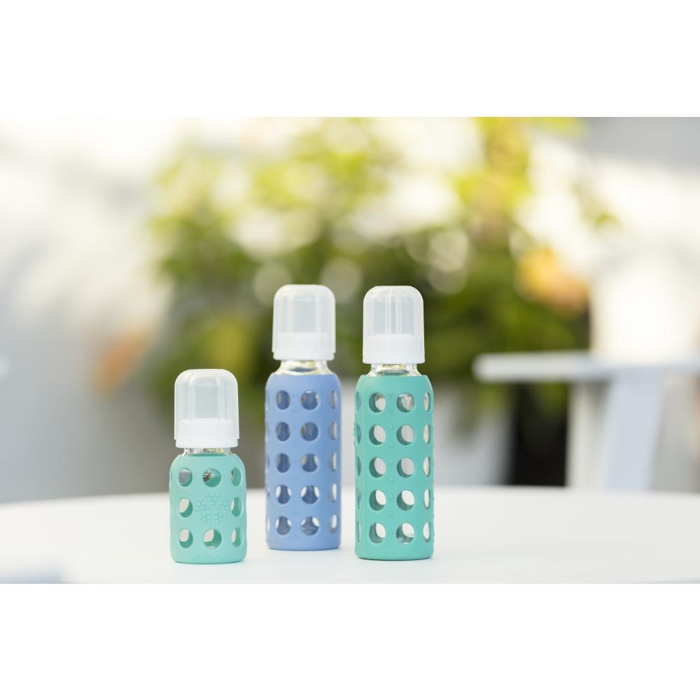 Lifefactory glass baby bottle 120 ml