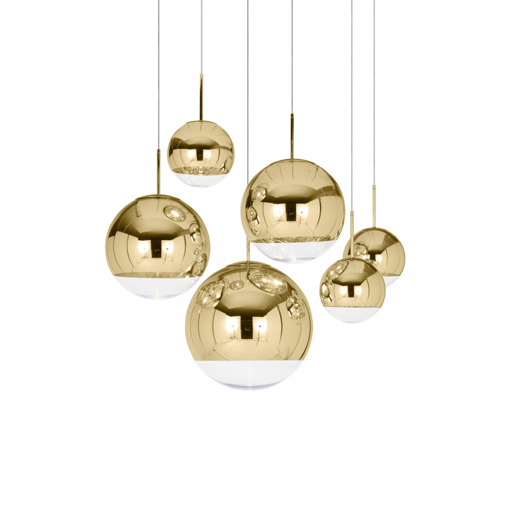 tom dixon mirror ball pendelleuchte nunido. Black Bedroom Furniture Sets. Home Design Ideas