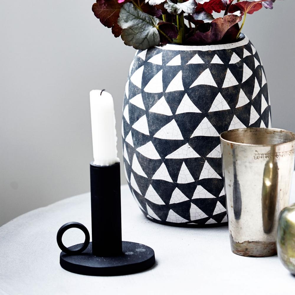 house doctor the ring kerzenst nder nunido. Black Bedroom Furniture Sets. Home Design Ideas