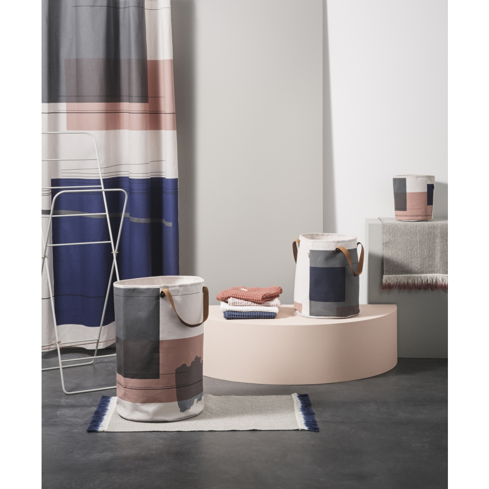 Ferm Living Colour Block Wäschekorb | Nunido.