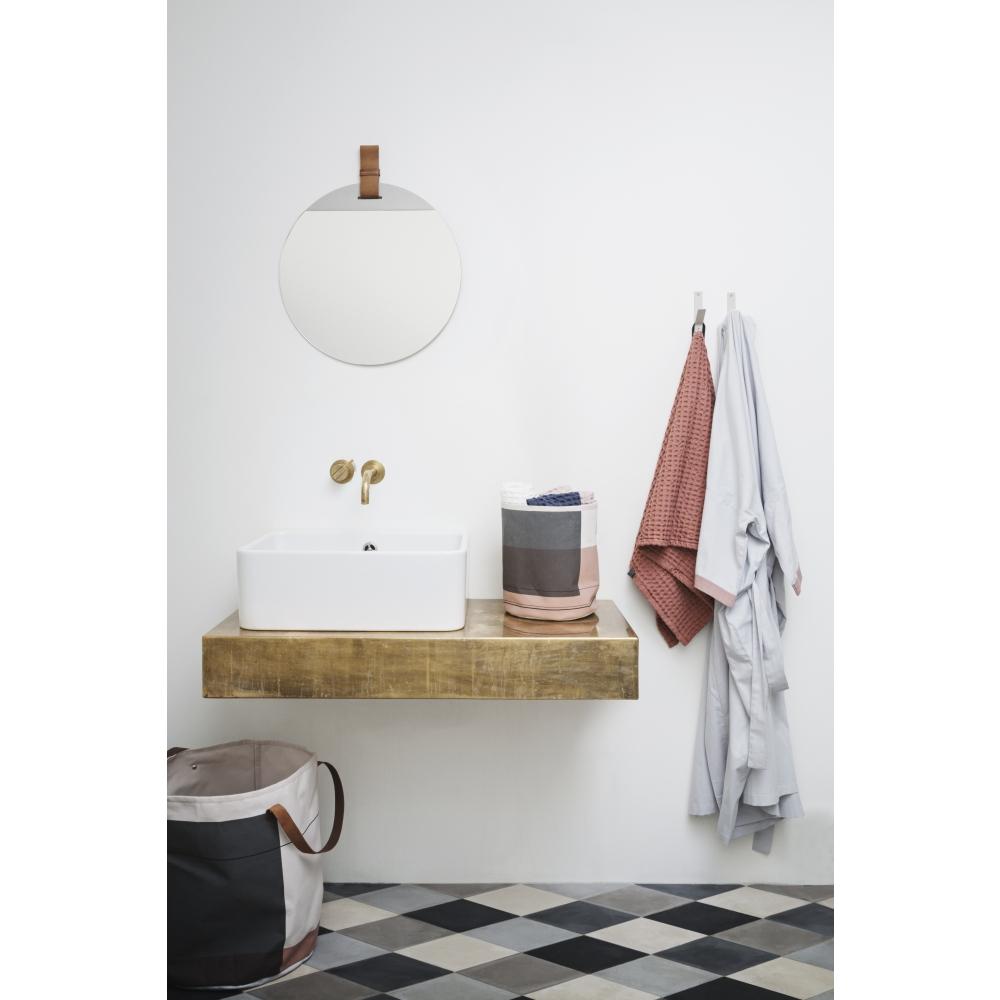 ferm living colour block korb klein nunido. Black Bedroom Furniture Sets. Home Design Ideas