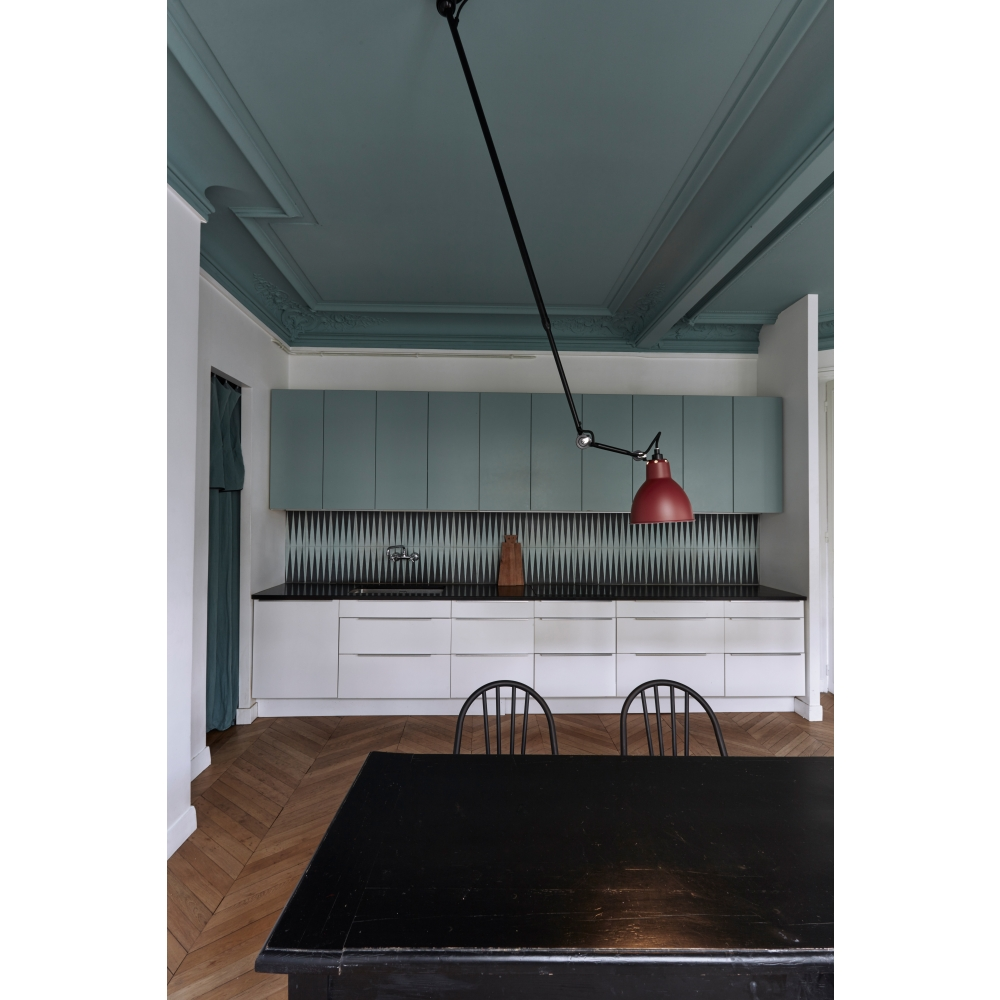 dcw lampe gras n 302l deckenleuchte nunido. Black Bedroom Furniture Sets. Home Design Ideas