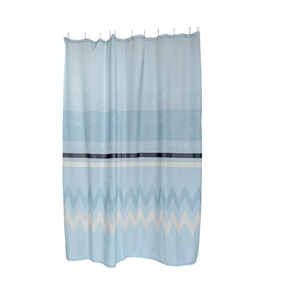 Bloomingville Shower Curtain Duschvorhang Nunido