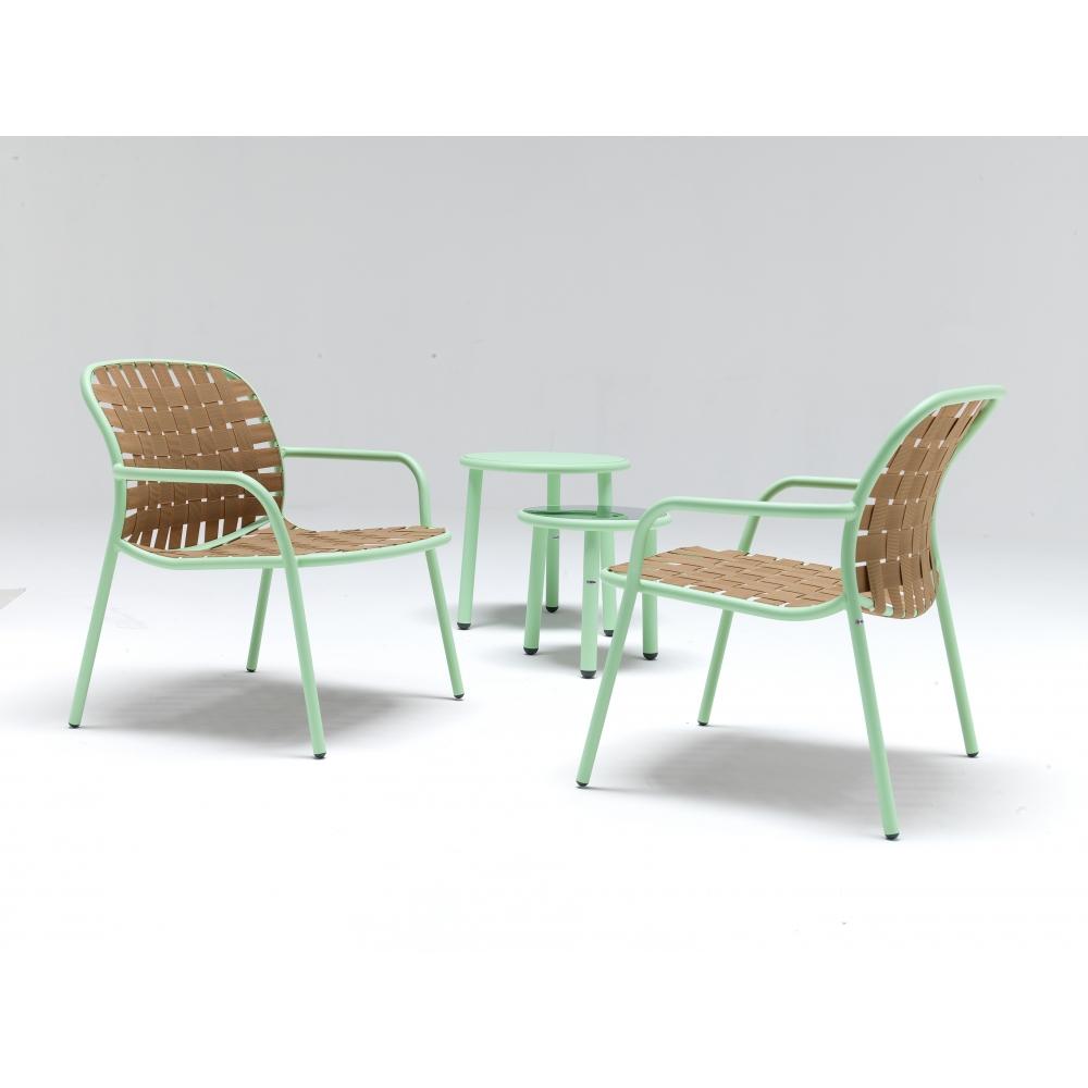 Emu Yard Lounge Chair Nunido