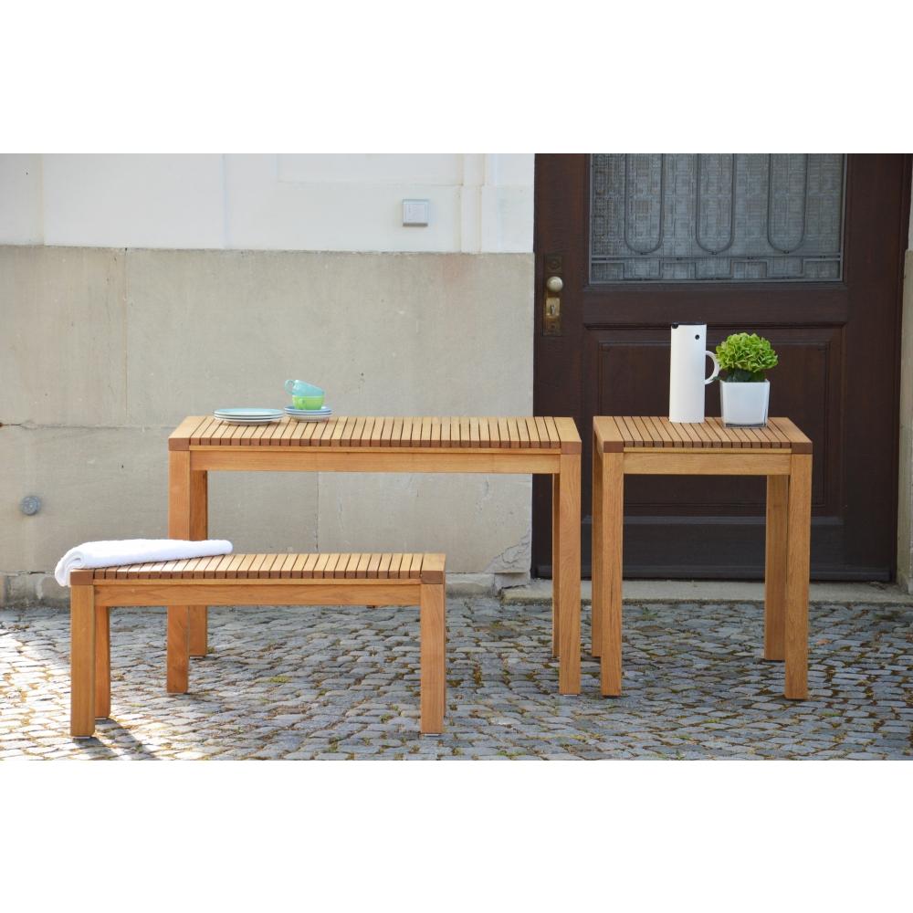 Jan Kurtz Sumatra Tisch 75 x 60 cm