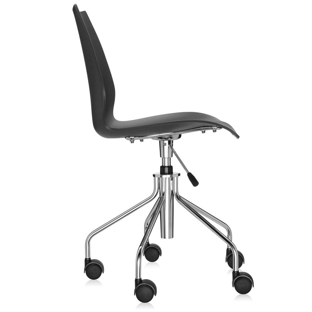Kartell maui chaise de bureau nunido for Bureau kartell