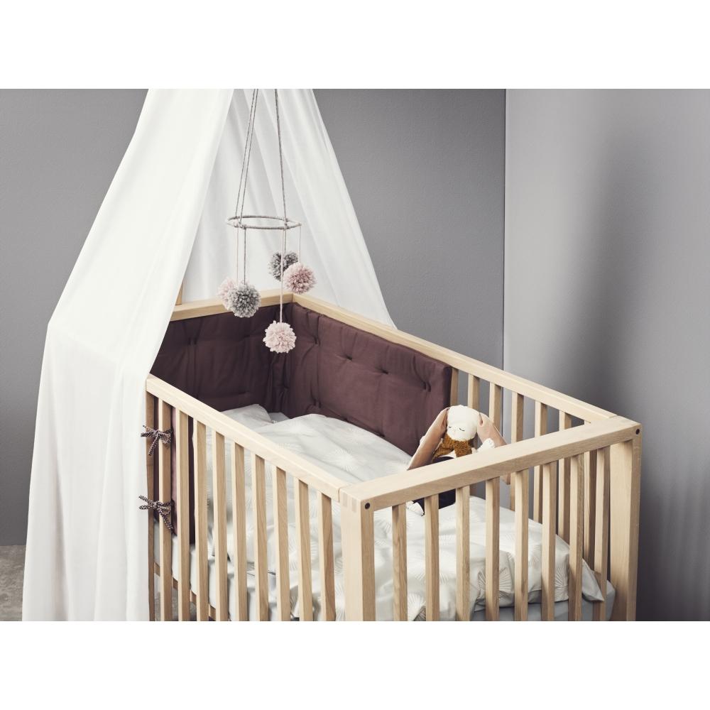Designer Babybetten | Leander Himmel Set Fur Babybett Linea Nunido